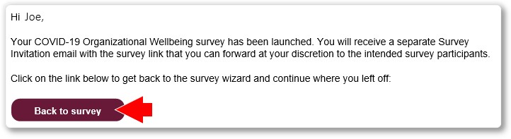 wizard step2 email button